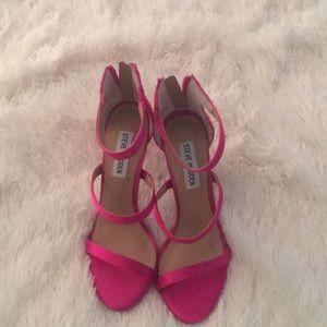 Steve Madden pink Feelya sandal
